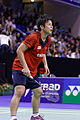 Yonex IFB 2013 - Quarterfinal - Sudket Prapakamol - Saralee Thungthongkam vs Kenichi Hayakawa - Misaki Matsutomo 18.jpg