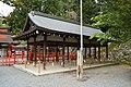 Yoshida-jinja (Kyoto), chakutouden.jpg