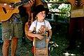 Young Oregon Country Fair musician 2008.jpg