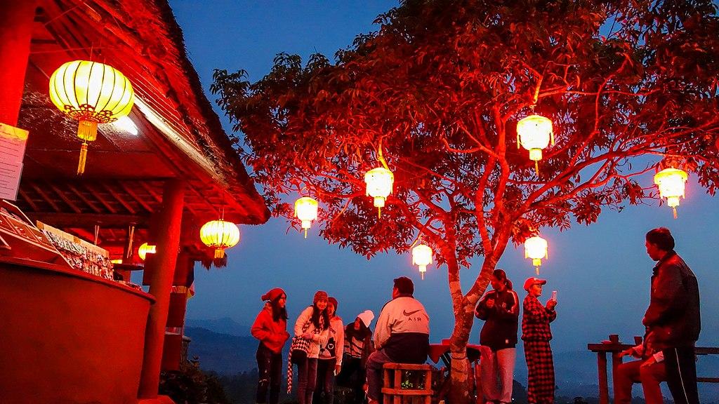 Yun Lai Viewpoint, Pai (23900974576)