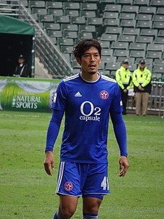 Yusuke Igawa Japanese footballer