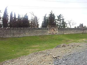 Zaqatala (city) - Zagatala fortress