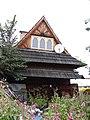 Zakopane Koscieliska 3 dom drewniany Czarna Owca02 A-24 M.JPG