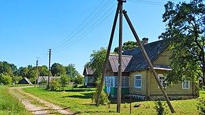 Zalavas - Street in Zalavas