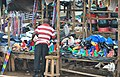 Zambia -Gumboots and umbrellas for sale.jpg