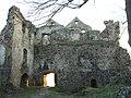 Zamek 'Gryf' - ruiny01.JPG