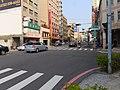 Zhongyi Road Section 2 and Youai Street intersection 20151217.jpg