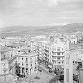 Zicht op Beiroet van een van de daken, Bestanddeelnr 255-6171.jpg