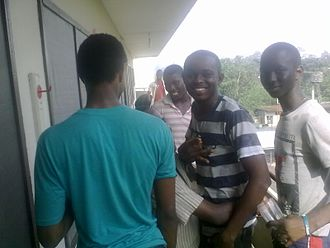 University of Ibadan - Nnamdi Azikiwe Hall Residents