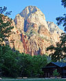 Zion Lodge Sunset, UT 5-14 (22391254176).jpg