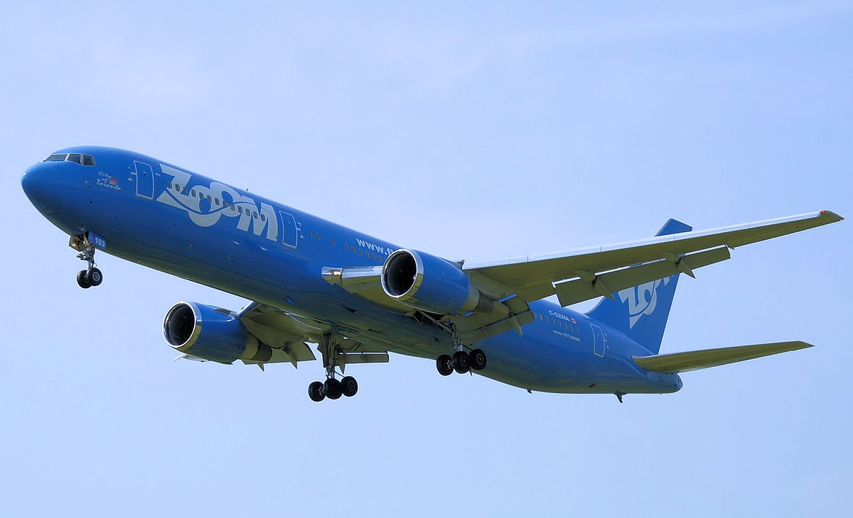 Zoom Airlines Limited - Wikipedia