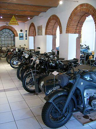 Wadgassen - Zweiradmuseum
