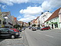 Zwettl, Lower Austria. The Landstrasse.JPG