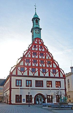 Cloth hall - Gewandhaus in Zwickau