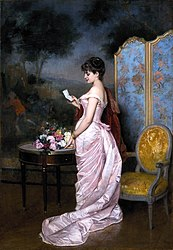 """The Love Letter"" by Auguste Toulmouche.jpg"