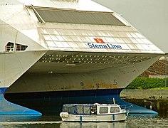 """Titanic"" tours, Belfast (5) - geograph.org.uk - 945029.jpg"