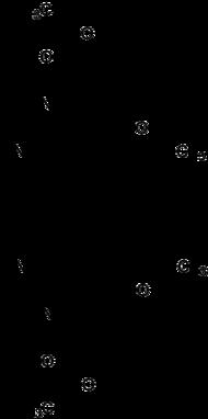 Struktur von Flecainid