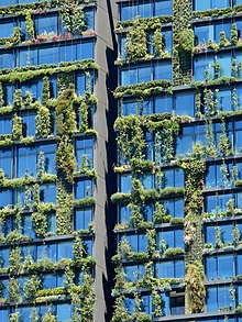 One Central Park Sydney Which Features Vertical Hanging Gardens And Sustainable Green Design