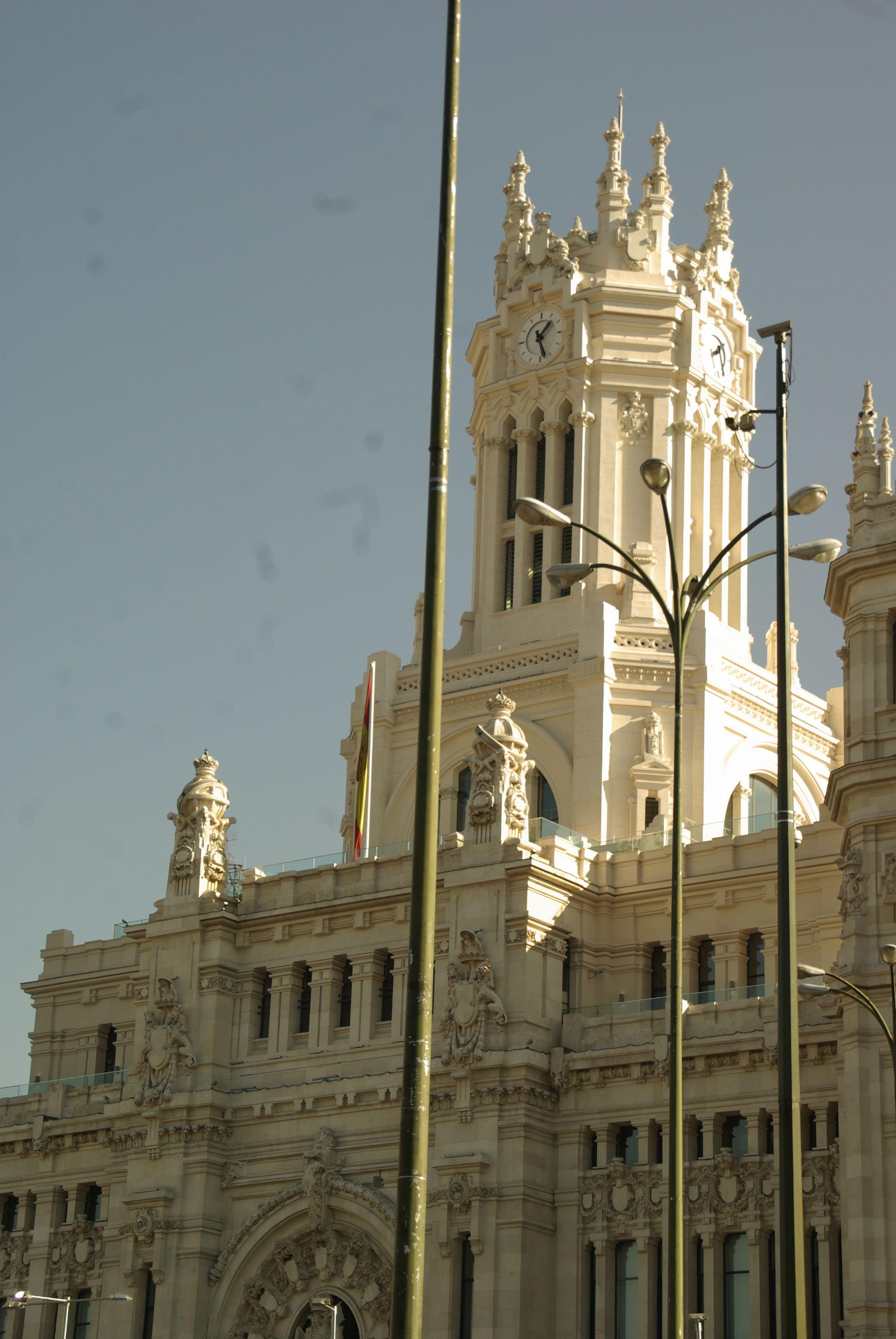 File S D Madrid Artectura Palacio De Cibeles