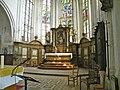 Église Saint-Denis de Sérifontaine autel 1.JPG