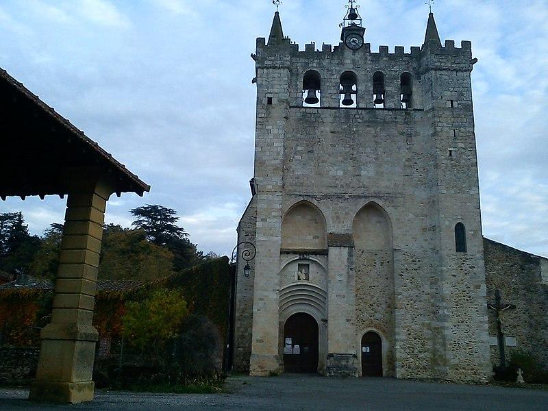Église Saint-Pierre du Plan (Haute-Garonne)
