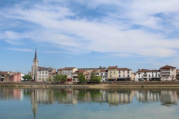 Photo de la ville Saint-Laurent-sur-Saône