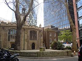 St Helen's Church, Bishopsgate