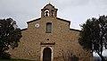 Église de la Nativité-de-Notre-Dame de Los Masos - Côté sud.jpg