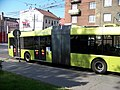 Ústí nad Labem, TEDOM C18G, zadní část.jpg