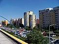 Černý Most I, Cíglerova, od stanice Rajská zahrada k Trytově ulici.jpg