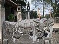 Đền Đinh Tiên Hoàng, rồng đá.JPG