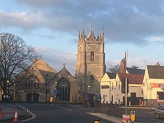 Parish Church of St Peter and St Paul, Wisbech Church in Cambridgeshire, England