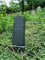 ŽH Bohostice, dětský náhrobek 01.jpg