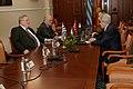 Επίσκεψη, Υπουργού Εξωτερικών, Ν. Κοτζιά στην πΓΔΜ – Συνάντηση ΥΠΕΞ, Ν. Κοτζιά, με Πρόεδρο κόμματος DUI, A. Ahmeti (23.03.2018) (27100862208).jpg