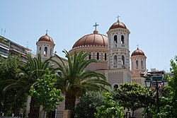 Θεσσαλονίκη 2014 (The Metropolitan Church of Saint Gregory Palamas) - panoramio (1).jpg