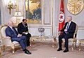 Συνάντηση ΥΠΕΞ Ν.Δένδια με Πρόεδρο Τυνησίας K.Σαγιέντ - 2.jpg