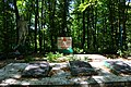 Бабин, Братська могила воїнів Радянської Армії загиблих при звільненні села.jpg