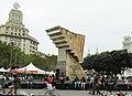Барселона (Испания) Площадь Каталонии - panoramio (1).jpg