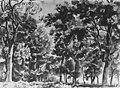 Богаевский К. Ф. Лиственные деревья 1935.jpg