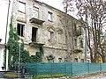 Будинок житловий (руїни) Польський Ринок, 10.JPG