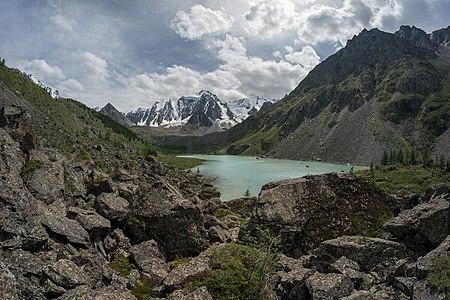 Shavlinsky reserve: Kosh-Agach, Altai