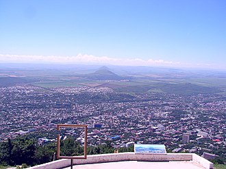 Stavropol Krai - Image: Вид на Пятигорск panoramio