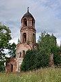 Вознесенская церковь, село Лутошкино, Кумёнский район, Кировская область.jpg