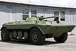 В Центральный музей бронетанкового вооружения и техники после реставрации вернулась уникальная БМП «Объект 19».jpg