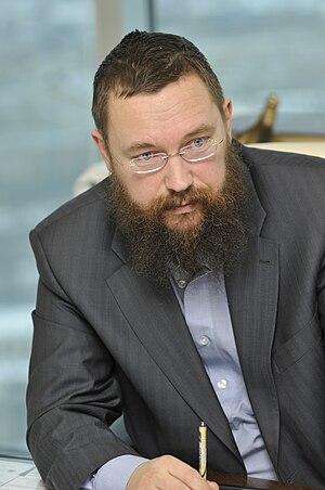 German Sterligov - Sterligov in 2009