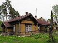 Здание вокзала ст. Гароза Garozas stacijas ēka (3) - panoramio.jpg