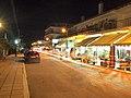 Ночная жизнь в Метаморфози. Центральная улица - panoramio.jpg