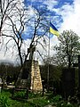 ПАМ'ЯТІ СІЧОВОГО СТРІЛЕЦТВА. Слава Вам, Борці-навіки - panoramio.jpg