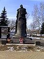 Памятник Руднев, Всеволод Фёдорович В. Ф. Рудневу в Туле.JPG