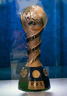 FIFA Confederations Cup Association Football tournament for National football teams